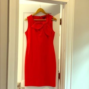 Stretch Red Sheath Dress- never worn!